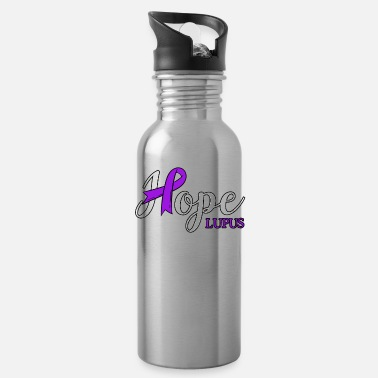 Lupus Hope Lupus - Water Bottle