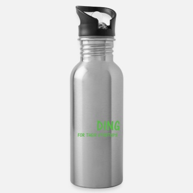 Freedom FUNding For Startups Funny CEO Girls Steminist - Water Bottle