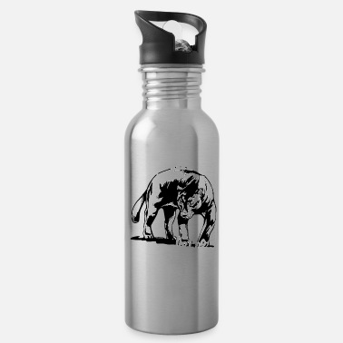 Liberation Best Friends For Life - Puma For Everyone Who Love - Water Bottle