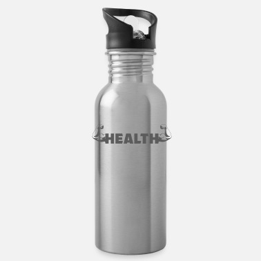 Health health - Water Bottle