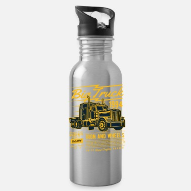 Big Truck Big Truck - Water Bottle