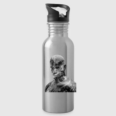 paul pogba - Water Bottle