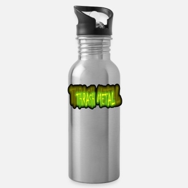 Thrash THRASH METAL - Water Bottle