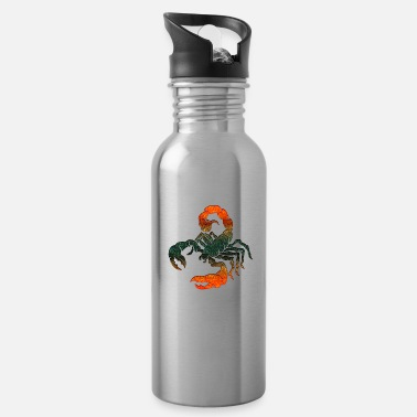 Astrology Scorpio Astrological - Water Bottle