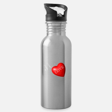 Just Love - Water Bottle