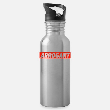 Arrogant Shop shop arrogant drinking bottles online | spreadshirt