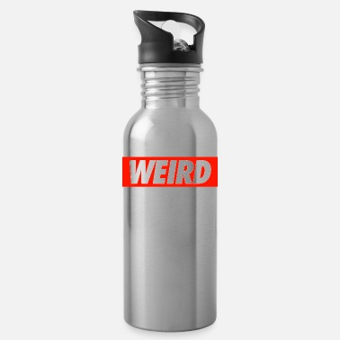 Weird WEIRD - Water Bottle