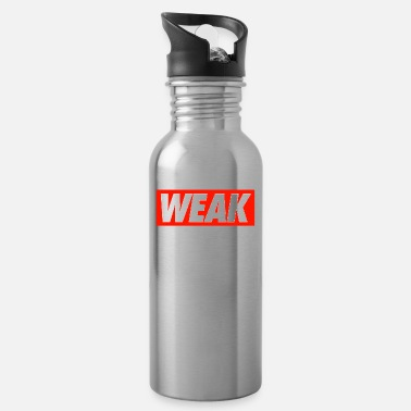 Weak WEAK - Water Bottle