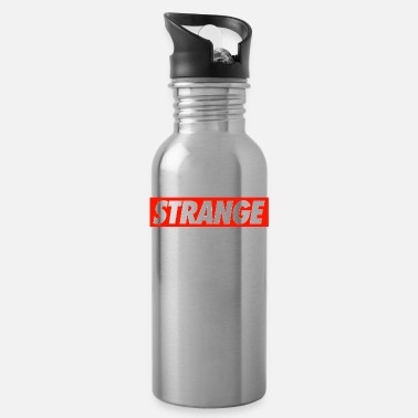 Strange STRANGE - Water Bottle