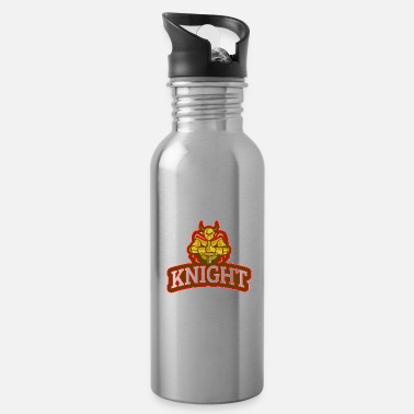 Knights knight - Water Bottle