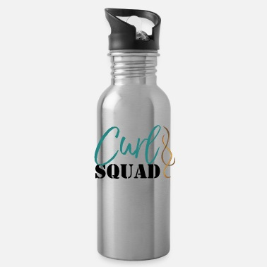 Curlygirl Curl Squad - Water Bottle