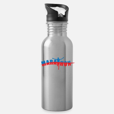 Marathon Marathon - Water Bottle
