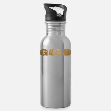 Gold GOLD - Water Bottle