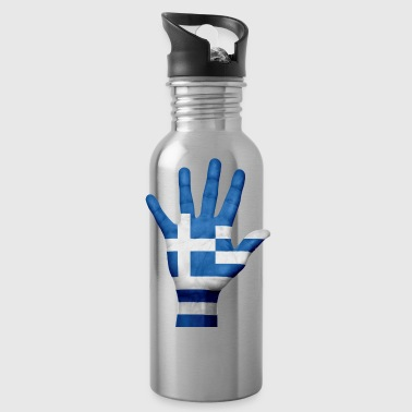 greece - Water Bottle