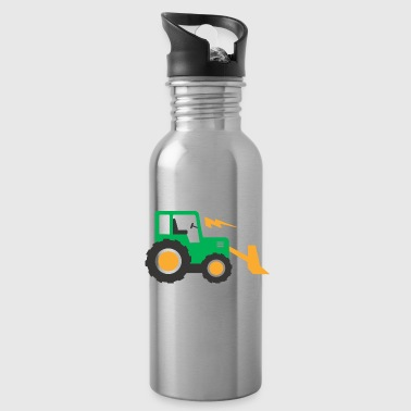 Tractor Lightning Tractor - Water Bottle