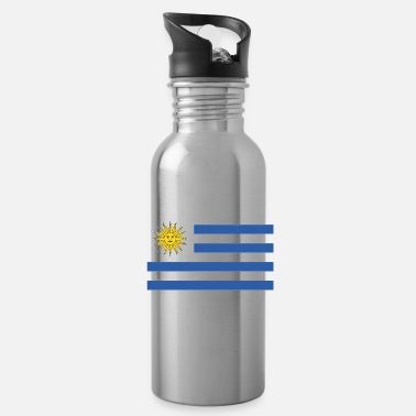 Bandera Bandera de Uruguay - Water Bottle
