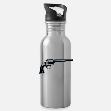 Revolver revolver - Water Bottle