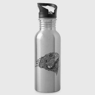 Iguana - Water Bottle