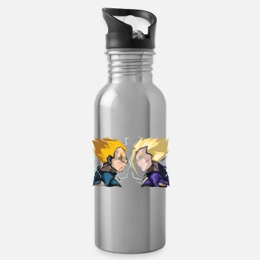 Vegeta goku vegeta - Water Bottle
