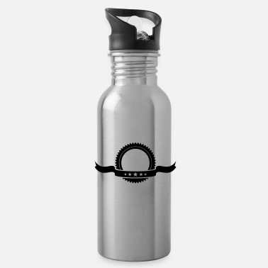 Badge badge - Water Bottle