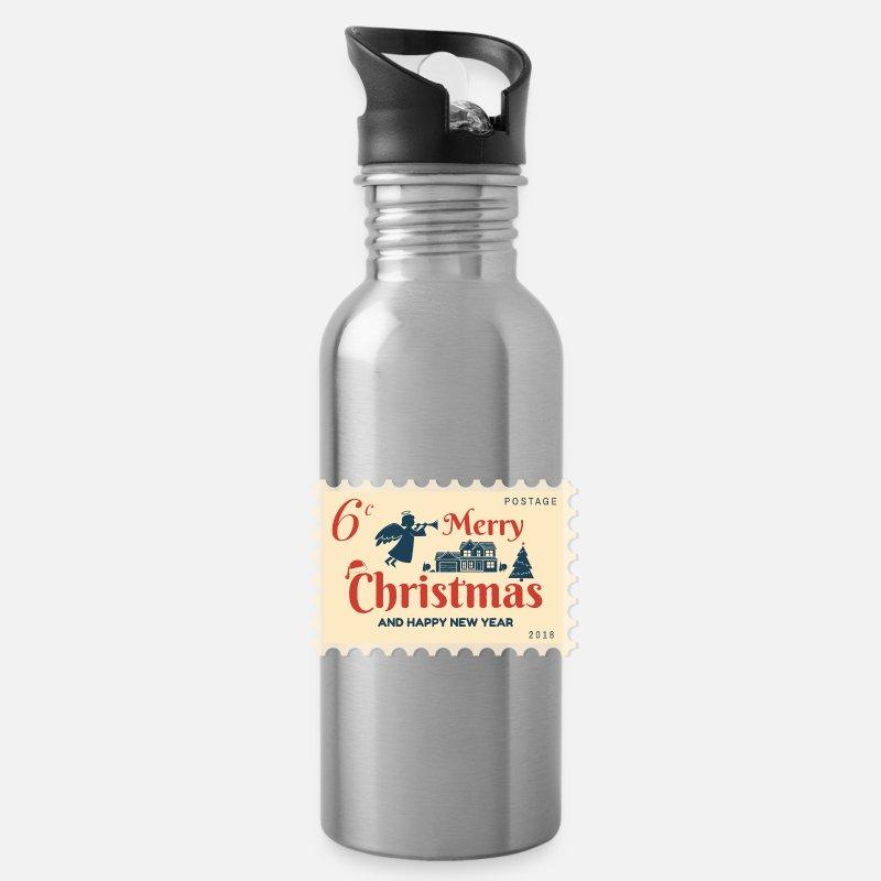 Water BottleStamp 6 Cent