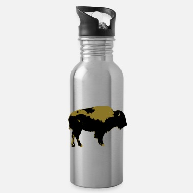 Buffalo buffalo - Water Bottle