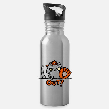 Out Out - Water Bottle