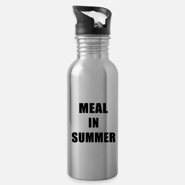 Meal Meal In Summer - Water Bottle