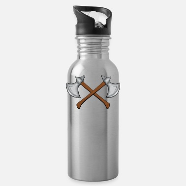 Ax Axes - Water Bottle
