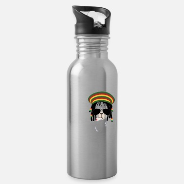 South America Llama Sutra | Funny Llama Kama Sutra Gift Animal - Water Bottle
