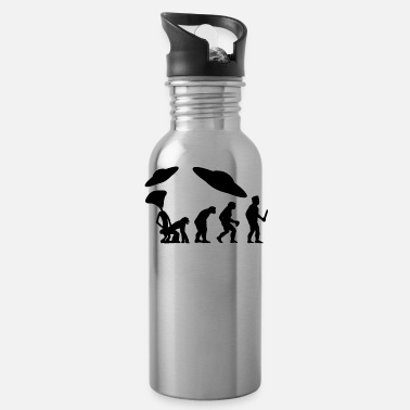 Evolution EVOLUTION the real evolution - Water Bottle