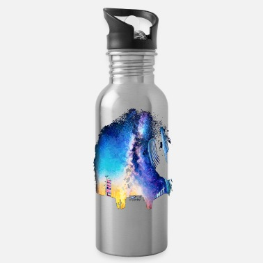 Dust Mote Of Dust - Water Bottle