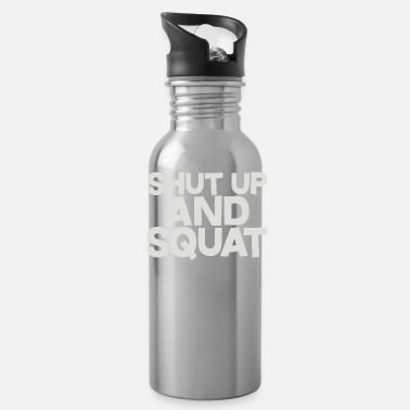 Squat Squat - Water Bottle