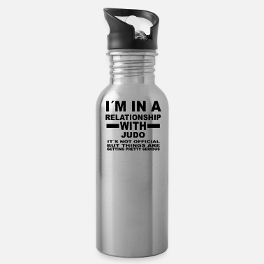 Judo relationship with JUDO - Water Bottle