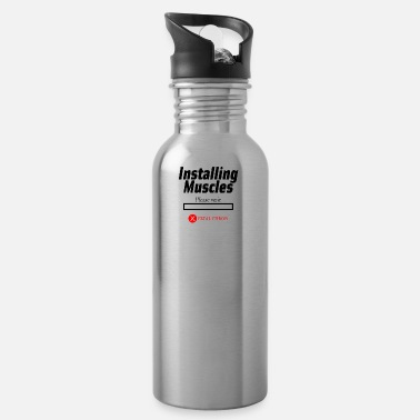 Muscle - Water Bottle