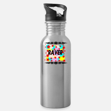 Raver raver - Water Bottle