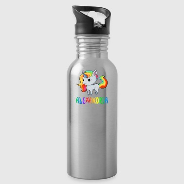Alexandria Unicorn - Water Bottle