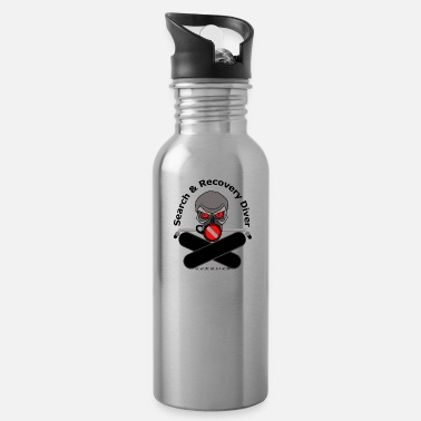 Steve Rogers Search and Recovery Diver - Water Bottle