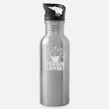 Vegetarian VEGETARIAN - Water Bottle