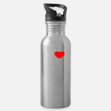 Japanimation I LOVE COSPLAY - Water Bottle