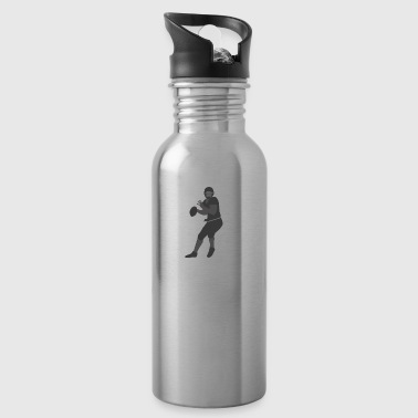 American Football Player - Water Bottle