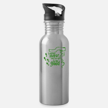 I Solemnly Swear I Solemnly Swear green - Water Bottle