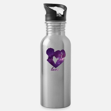Pair love pair - Water Bottle