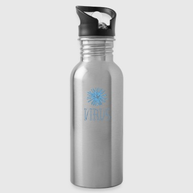 Virus - Water Bottle