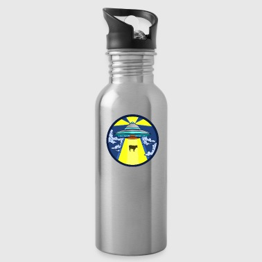 UFO UFO UFO - Water Bottle