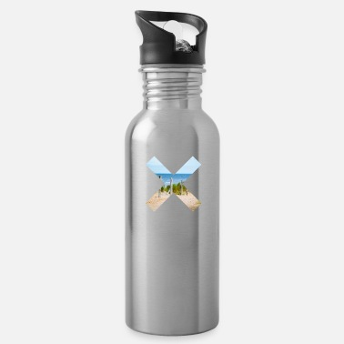 Beach Holiday Beach holiday summer - Water Bottle