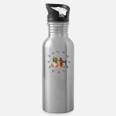 Chinese Zodiac Sign Chinese star signs! Zodiac - Water Bottle