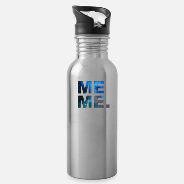 Kosmos MEME kosmos - Water Bottle