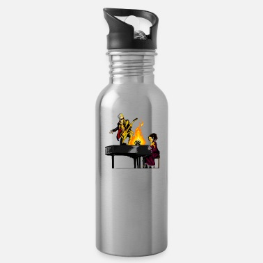 Time Lord Last of the Time Lords - Water Bottle