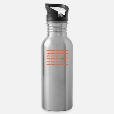 Drive-go-by-car Car or bike: Drive different - Water Bottle